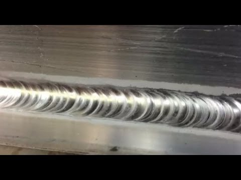 ALUMINUM TEE MULTIPASS USING PULSE TIG WELDING – TIPS AND TRICKS