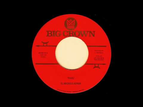 El Michels Affair feat. Lee Fields & The Shacks - Tearz - BC008-45 - Side A