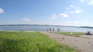 Detroit Lakes (MN) United States  city images : Beautiful Beach on Minnesota Lake in July - Detroit Lake, Minnesota
