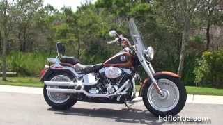 8. Used 2008 Harley Davidson FatBoy Motorcycles for sale