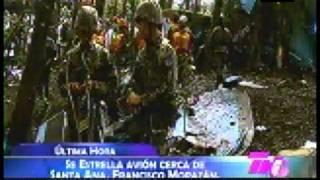 Honduras 14 muertos en accidente aéreo