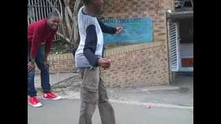South African Dance (Part 2)