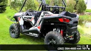 3. 2016 Polaris RZR 900 EPS Trail FOX Edition LE Matte White...