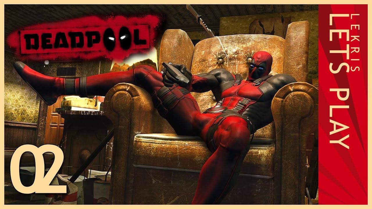 Deadpool #02 - Gemetzel im TV-Sender - Let's Play Deadpool | HD
