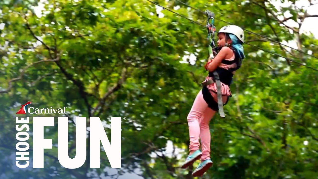 Adrenaline Zipline Adventure