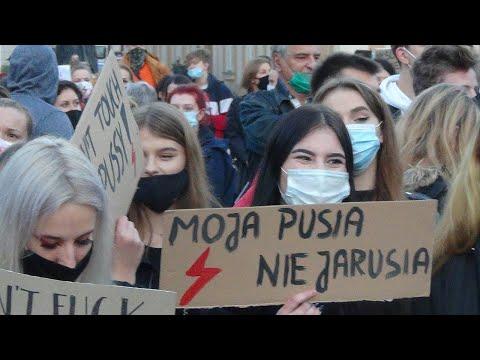 Potężna dawka wulgaryzmów w Wadowicach