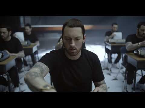 """Eminem lança teaser oficial do vídeo clipe de """"Walk On Water"""""""