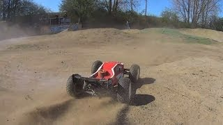 Rc Nitro Truggy Fun Race