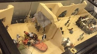 Video My Biggest Star Wars Diorama Yet (At Local Library, Aug 2016) MP3, 3GP, MP4, WEBM, AVI, FLV Maret 2018