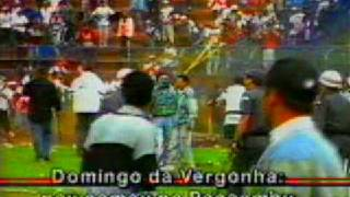 No dia 20 de agosto de 1995, o Pacaembu, um dos estádios de futebol mais tradicionais de São Paulo, foi o campo de batalha...