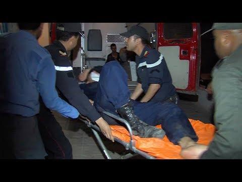 الحسيمة..إصابة 72 عنصرا من القوات العمومية إثر استفزازها ومهاجمتها بالحجارة