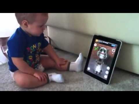 best funny baby video 2013 -KOMİK VİDEOLAR