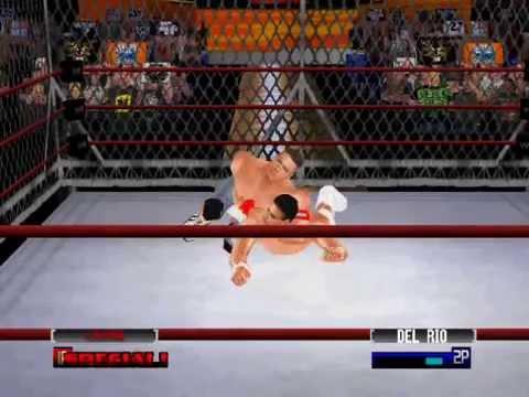 WWF No Mercy Smackdown Vs Raw 2012 Mod