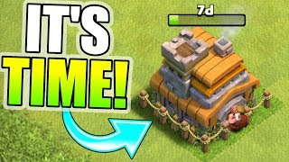 Video SHOULD I UPGRADE TO TOWN HALL....OR NOT!? - Clash Of Clans - YOU DECIDE! MP3, 3GP, MP4, WEBM, AVI, FLV Desember 2017
