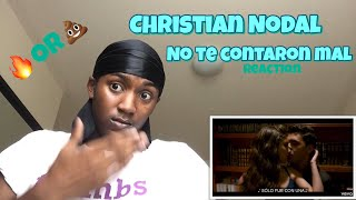 """Christian Nodal- """"No Te Contaron Mal"""" (Reaction)"""