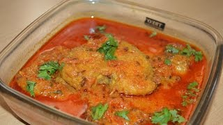 Fish Curry Dhaba Style