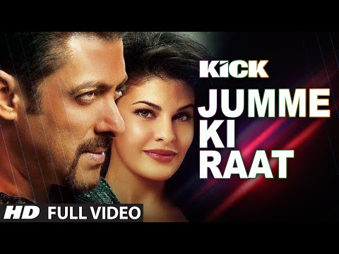 Jumme Ki Raat Full Video Song - Salman Khan- Jacqueline...