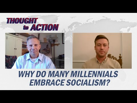 Why Do Many Millennials Embrace Socialism?