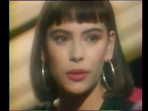Emission cinestar de janvier 1988 avec mathilda may