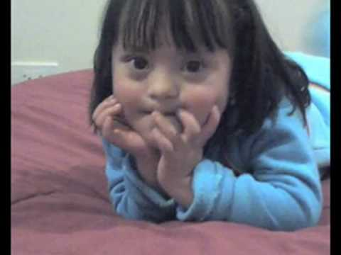Ver vídeoSíndrome de Down: Carta de un bebé
