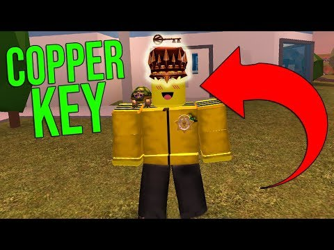 HOW TO GET THE COPPER KEY FOR THE GOLDEN DOMINUS (Roblox Ready Player One) (видео)
