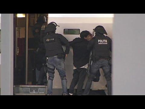 Ολλανδία: Συναγερμός σε σιδηροδρομικό σταθμό-'Ανδρας κλειδώθηκε στο μπάνιο
