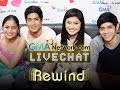 Live Chat Rewind: Valentine's with the Kapuso Love teams