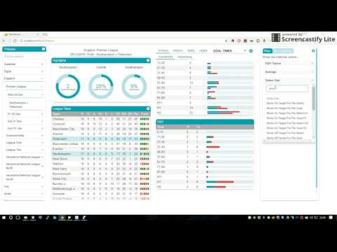 BTC Stats Software – Head 2 Head Stats