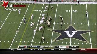Marcus Roberson vs Vanderbilt (2012)