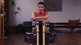 Total body and low-impact, the WaterRower helps take your fitness game to the next level. Designed to be easily portable and ...