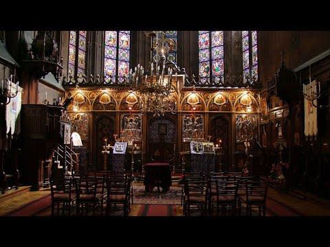 2020.03.29 ora 18:00 DIRECT Vecernia, Catedrala din Paris