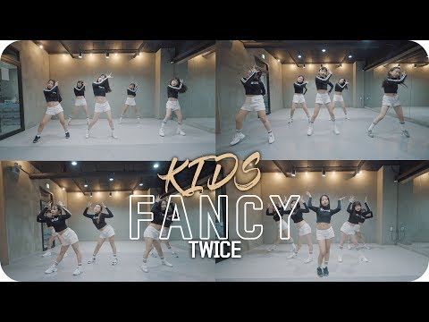 FANCY - TWICE l KPOP COVER DANCE l KIDS l Dope Dance Studio