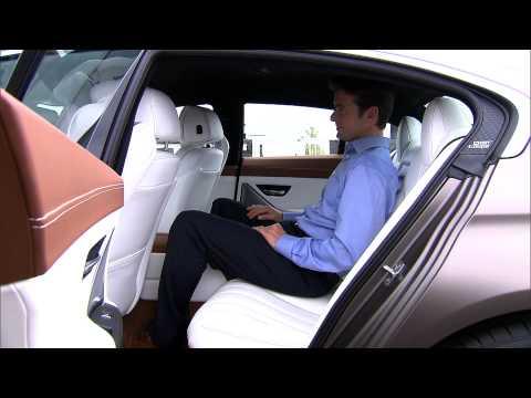 BMW 6-series Gran Coupe 2012 BMW 6 Gran Coupe