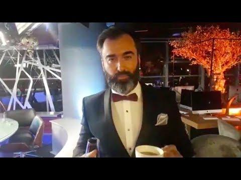 Репортаж Матвея Ганапольского, новогодние поздравления Питера Залмаева (Zalmayev)