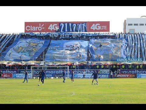 Video - Mosaico de la BDP en el Estadio Jocay - Clásico 13/09/2015 - Boca del Pozo - Emelec - Ecuador