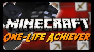 One Life Achiever - S2E5 - HARDCORE WITHER BATTLE!