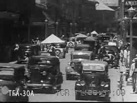 manila - A Tour of Manila, Philippines in the 1930s.Footage from this film is available for licensing from www.globalimageworks.com.