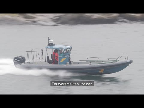 Visa film Lär dig mer om Kustbevakningens högfartsbåtar