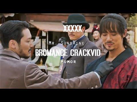 | HUMOR | Eugene/Dong-Mae/Hui-Seong • Bromance Crackvid [Funny Moments - Mr. Sunshine]