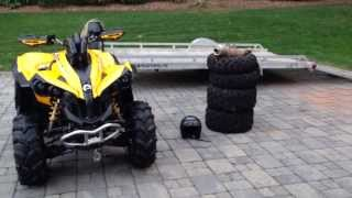6. Can Am Renegade 800R For Sale (2011)