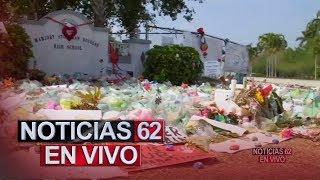 Masacre en Parkland Florida. – Noticias 62. - Thumbnail