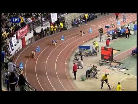 «Τρελή» κούρσα στα 200 μέτρα με νικήτρια την Πολίτη! | 29/02/2020 | ΕΡΤ