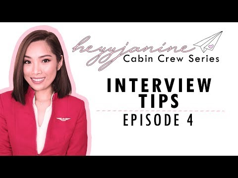 Cabin Crew Series Ep. 4: Job Interview Make Up tips + What To Wear? (TAGALOG)