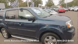 Autoline's 2009 Honda Pilot EX-L Walk Around Review Test Drive