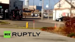 Neenah (WI) United States  city photos gallery : USA: Police search for gunman in Neenah amid reports of hostage situation