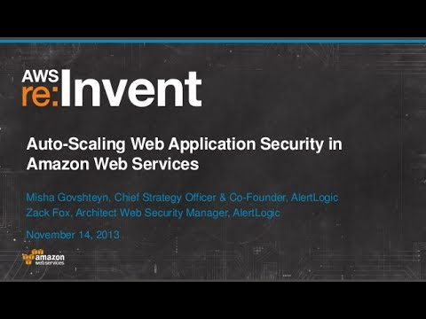 how to provide the security to the web application