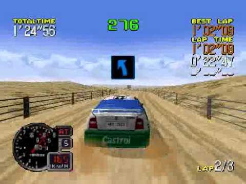 descargar rally challenge 2000 nintendo 64