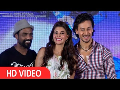Tiger Shroff & Jacquline Fernandez Promoting Film A Flying Jatt