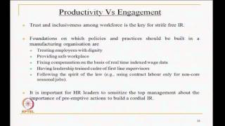 Mod-03 Lec-37 Indian Industrial Law And Managing Industrial Contd.