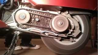 9. Variator Aprilia Habana 50cc (2001)